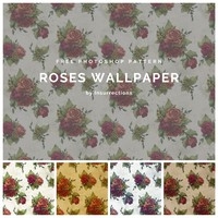 Roses Wallpaper Patterns