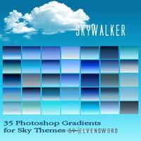 Skywalker Ps Gradients