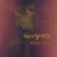 15 Old Paper Photoshop Styles
